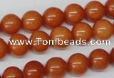 CRO220 15.5 inches 10mm round red aventurine beads wholesale