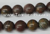 CRO281 15.5 inches 12mm round jasper gemstone beads wholesale