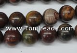CRO295 15.5 inches 12mm round jasper beads wholesale