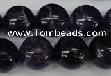 CRO490 15.5 inches 18mm round sodalite gemstone beads wholesale