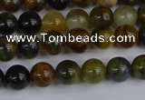 CRO901 15.5 inches 6mm round golden pietersite beads wholesale