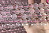 CRQ441 15.5 inches 10mm round rose quartz beads wholesale