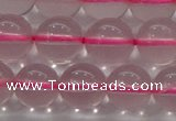CRQ856 15.5 inches 8mm round natural rose quartz gemstone beads
