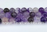 CRU1016 15.5 inches 14mm round mixed rutilated quartz beads