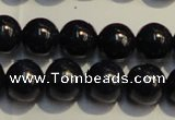 CRZ960 15.5 inches 6mm - 6.5mm round AA grade natural sapphire beads
