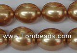CSB126 15.5 inches 14*18mm � 15*20mm rice shell pearl beads