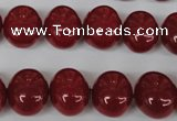 CSB152 15.5 inches 12*15mm – 13*16mm oval shell pearl beads