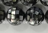 CSB4035 15.5 inches 14mm ball abalone shell beads wholesale