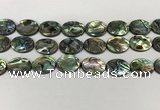 CSB4131 15.5 inches 15*20mm oval abalone shell beads wholesale