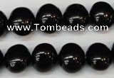 CSB819 15.5 inches 13*15mm oval shell pearl beads wholesale