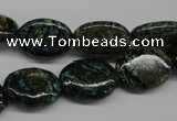 CSG23 15.5 inches 12*16mm oval long spar gemstone beads wholesale