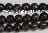CSG66 15.5 inches 6mm round long spar gemstone beads wholesale