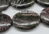 CSG76 15.5 inches 22*30mm oval long spar gemstone beads wholesale