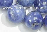 CSO15 15.5 inches 6mm round AB grade sodalite gemstone beads