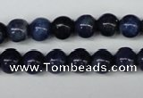 CSO401 15.5 inches 6mm round dyed sodalite gemstone beads