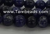 CSO633 15.5 inches 8mm round sodalite gemstone beads wholesale