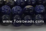 CSO634 15.5 inches 10mm round sodalite gemstone beads wholesale