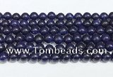 CSO900 15.5 inches 8mm round sodalite gemstone beads