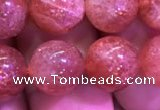 CSS310 15.5 inches 10mm round golden sunstone gemstone beads