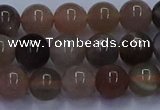 CSS633 15.5 inches 10mm round sunstone gemstone beads wholesale