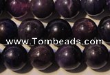CSU112 15.5 inches 7mm round natural sugilite gemstone beads