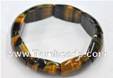 CTB21 12*18mm 7.5 inches tiger eye stretch bracelet wholesale