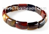 CTB26 7.5 inches 6*10*16mm tiger eye stretch bracelet wholesale