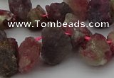 CTD440 Top drilled 8*12mm - 13*18mm nuggets tourmaline beads
