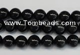 CTE1152 15.5 inches 6mm round A grade blue tiger eye beads