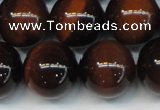 CTE1265 15.5 inches 16mm round AB grade red tiger eye beads