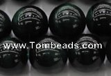 CTE1436 15.5 inches 16mm round green tiger eye beads wholesale