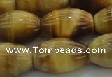 CTE1520 15.5 inches 15*20mm rice golden tiger eye beads wholesale