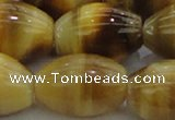 CTE1521 15.5 inches 18*25mm rice golden tiger eye beads wholesale