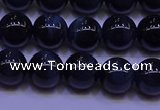 CTE1851 15.5 inches 6mm round blue tiger eye beads wholesale