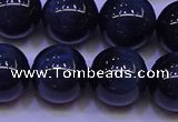CTE1855 15.5 inches 14mm round blue tiger eye beads wholesale