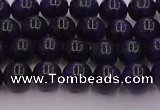 CTE1951 15.5 inches 6mm round purple tiger eye beads wholesale