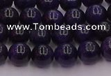 CTE1952 15.5 inches 8mm round purple tiger eye beads wholesale