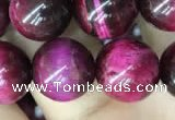 CTE2046 15.5 inches 12mm round red tiger eye beads wholesale