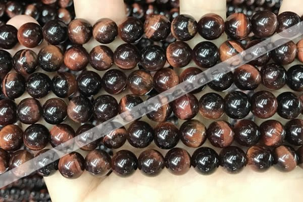 CTE2170 15.5 inches 8mm round yellow tiger eye beads wholesale