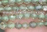 CTG1411 15.5 inches 2mm faceted round peridot beads wholesale