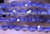 CTG1444 15.5 inches 2mm faceted round iolite beads wholesale