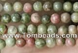 CTG2016 15 inches 2mm,3mm unakite gemstone beads