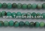 CTG261 15.5 inches 3mm round tiny grass agate beads wholesale