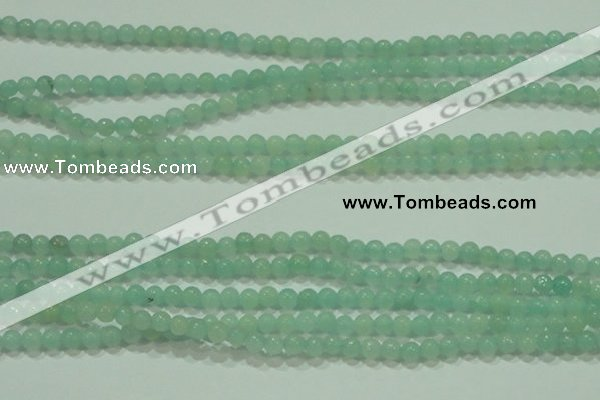 CTG35 15.5 inches 2mm round tiny amazonite beads wholesale