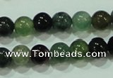 CTG90 15.5 inches 4mm round tiny indian agate beads wholesale