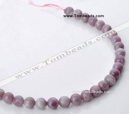 CTO16 15 inches 10mm round natural tourmaline beads wholesale