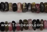 CTO380 15.5 inches 3*8mm – 4*11mm natural tourmaline nuggets beads