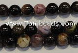 CTO402 15.5 inches 9mm round natural tourmaline gemstone beads