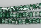 CTU1135 15.5 inches 5*8mm rondelle synthetic turquoise beads wholesale