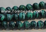CTU2404 15.5 inches 8mm round synthetic turquoise beads